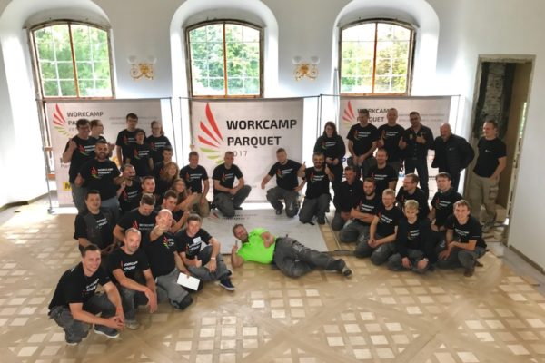 WORK17 Teilnehmer Kaisersaal