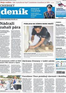 10.9.2016 Deník - Podlaha na zámku bude hezčí