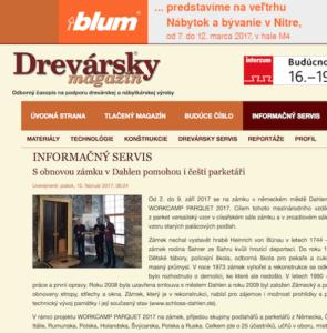 tisk 10_2_17 titulka Drevarsky magazin