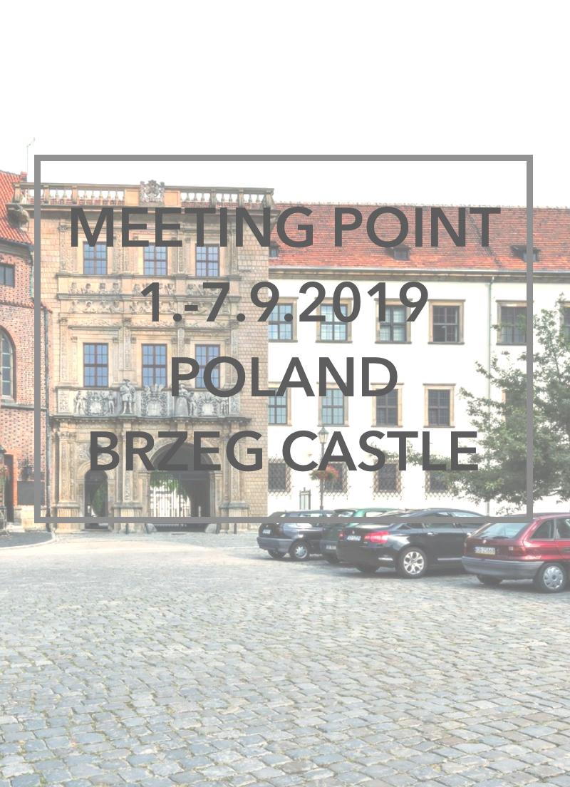 Workcamp Parquet 2018 Castle Brzeg