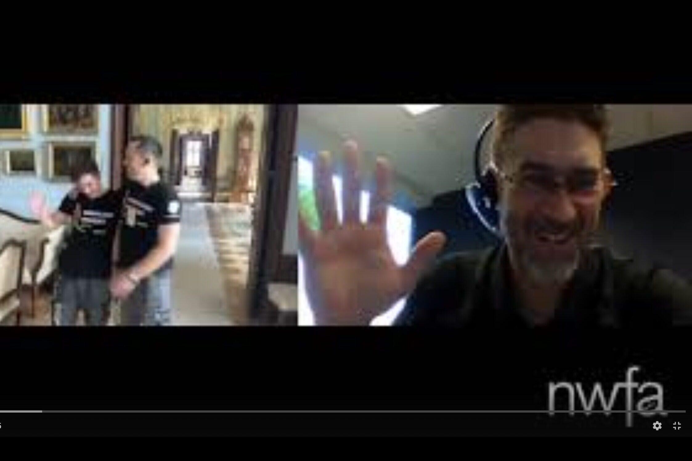 Live chat NWFA & Workcamp Parquet